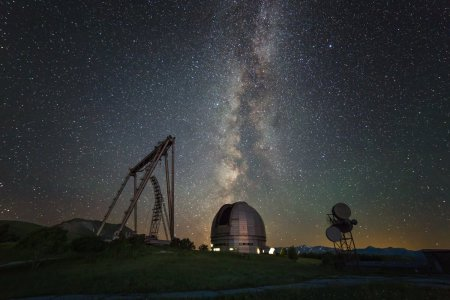 горная абсерватория Архыз